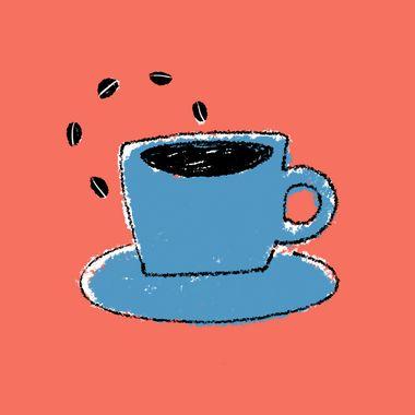 カフェイン ビリヤード