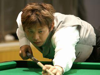 矢野裕一 Yuuichi Yano(ビリヤード・プロ)