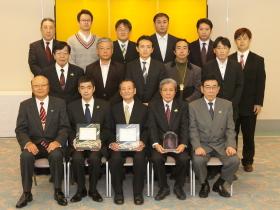 BCJホールオブフェイム授賞式画像