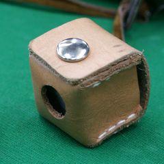 チョークケース(革製品)