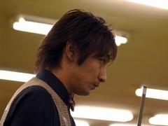 栗林達 Toru Kuribayashi