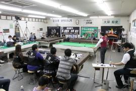 第24期球聖位決定戦の様子(2015年)