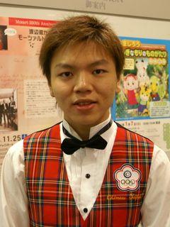 呉珈慶(ウー・チャーチン)2005世界チャンピオン