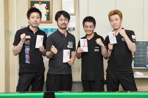2013 西日本グランプリ第3戦 入賞者写真