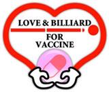 ビリヤードでワクチンをプロジェクト