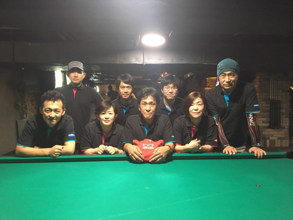WISH FIGHTERS [9-ball]