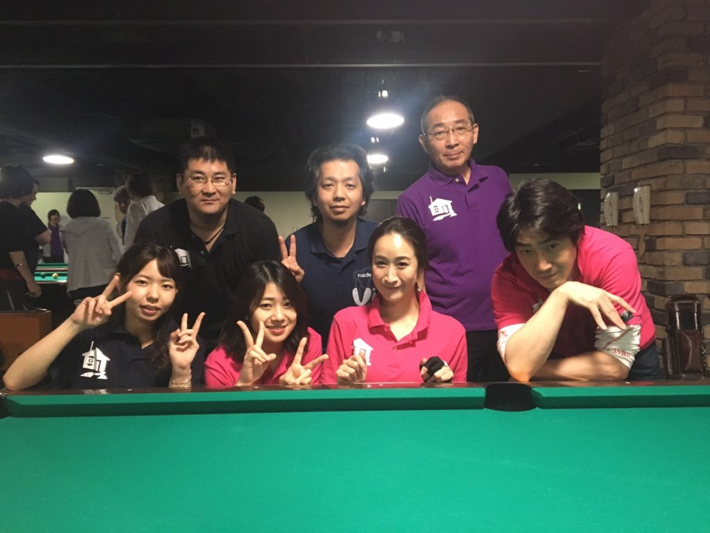 Hide Out Waseda [9-ball]